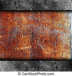 rusty metal background texture iron old rust grunge steel...