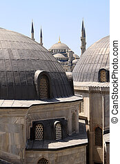 View from aya sofia roof