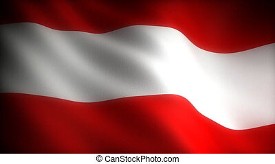 Flag of Austria seamless