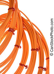 Optical multimode patch cable
