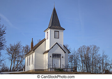 Country Church - Church in the countryside