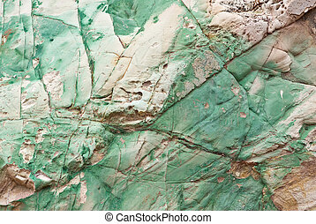 copper in stone background - great green copper in stone...