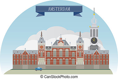 Amsterdam, Netherlands. For you design