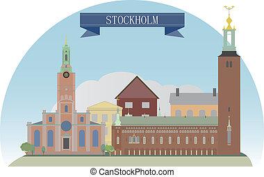 Stockholm  - Stockholm, Sweden. For you design