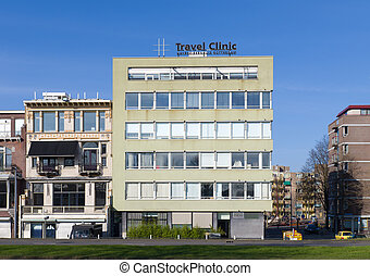 travel clinic Rotterdam - Exterior of the Travel Clinic...