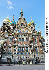 Church of Spilled Blood - Cathedral of the Resurrection of...