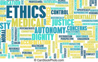 médico, ética