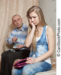 Financial problems in family - Financial problems have a...