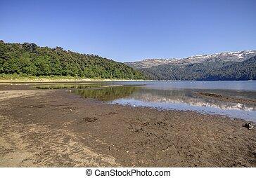 Parque Nacional Conguillo Chile