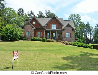 Home for sale - luxury home for sale at Georgia, USA.