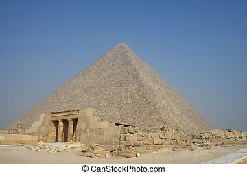 cheops pyramid in egypt