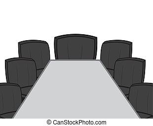 Desk Conference Room