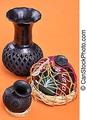 mexicano, artesanías, Oaxaca