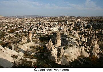 Cappadocia - fantastic Cappadocia in turkey