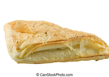 Puff pastry - Studio shot of puff pastry