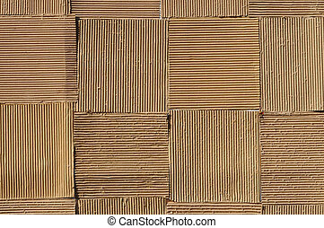 Corrugated fiberboard is a paper-based material consisting...