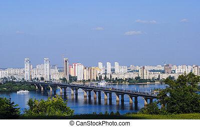 View of Paton Bridge