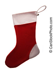 Christmas sock - Christmas spirit gift sock waiting for...