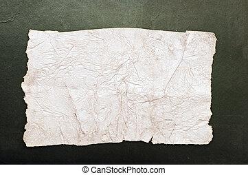 altes, Papier,  Grunge, hintergrund