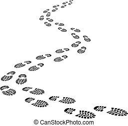 footprints - Incoming footprints