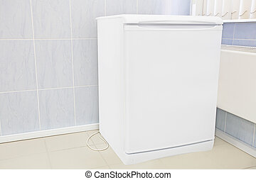 refrigerator - The image of a refrigerator