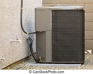 Air Conditioner Compressor - Air Conditioner and Heat Pump...