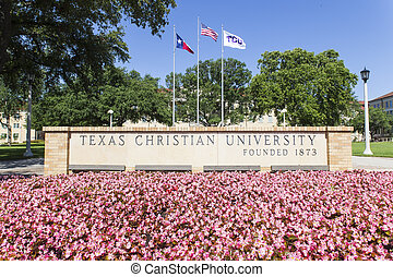 Texas Christian University (TCU) is a private, coeducational...