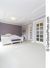 Tuscany - bedroom - Tuscany - double bedroom in bright...