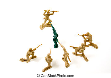 Stubborn Concept - Plastic ArmyMmen