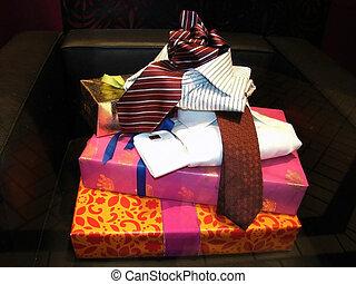 shirt - men gift set...