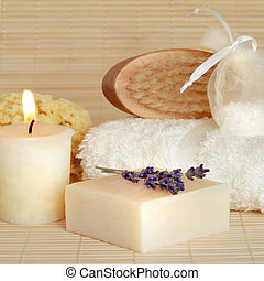 Spa Beauty Products - Natural cleansing beauty products with...