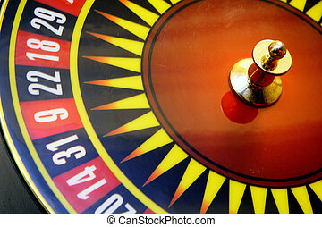 casino roulette tablo