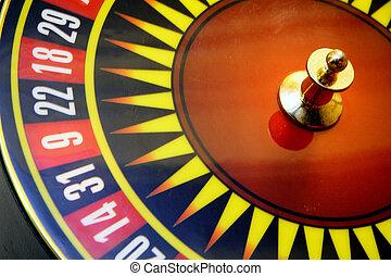 casino roulette tablo