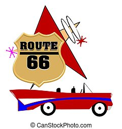 ROUTE 66 ROAD TRIP - road trip on route 66