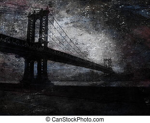 Bridge With Stars