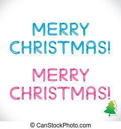 Balloon Merry Christmas Phrase - Glossy Balloon Merry...