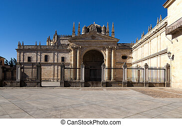 Cathedral of Zamora Spain SXII