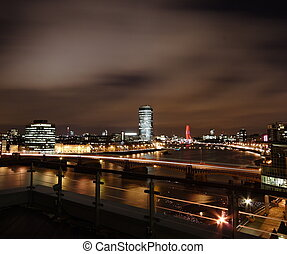 city scape - night view