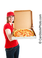 Teen Jobs - Pizza Delivery