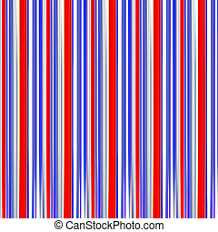 American Colors Pattern - American colors pattern design...