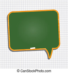 school board icon vector illustration