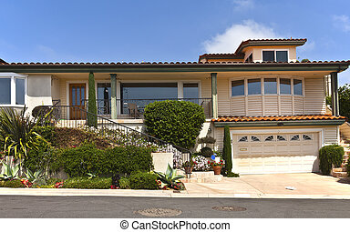Point Loma Residential home California. - Point Loma...