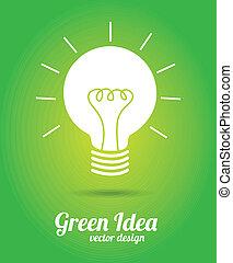 緑, 考え