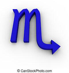 Scorpio - Sign of the Zodiac - Scorpio