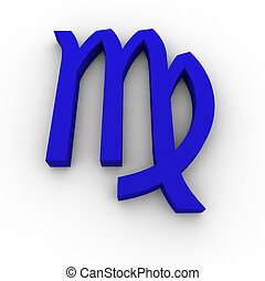 Virgo - Sign of the Zodiac - Virgo