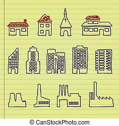 buildings