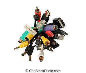 Connectors - Isolated set of connectors