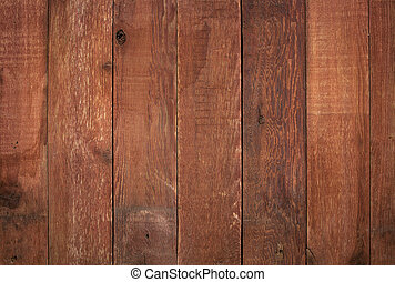 red weathered barn wood background with knots and nail holes