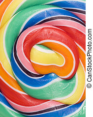 candy lolly pop abstract background