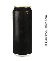 Beverage cans - Black beer cans